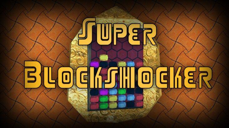 Screenshot of ../game/com.blumed.superblockshocker.htm