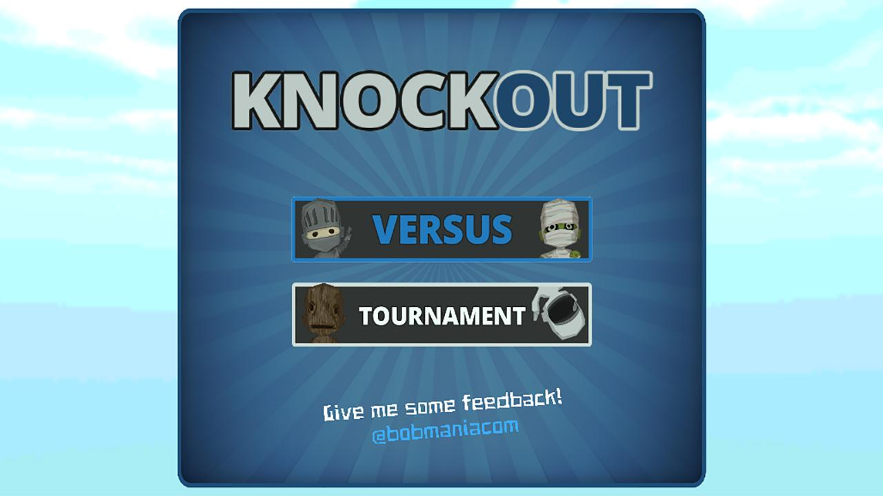 Screenshot of Knockout