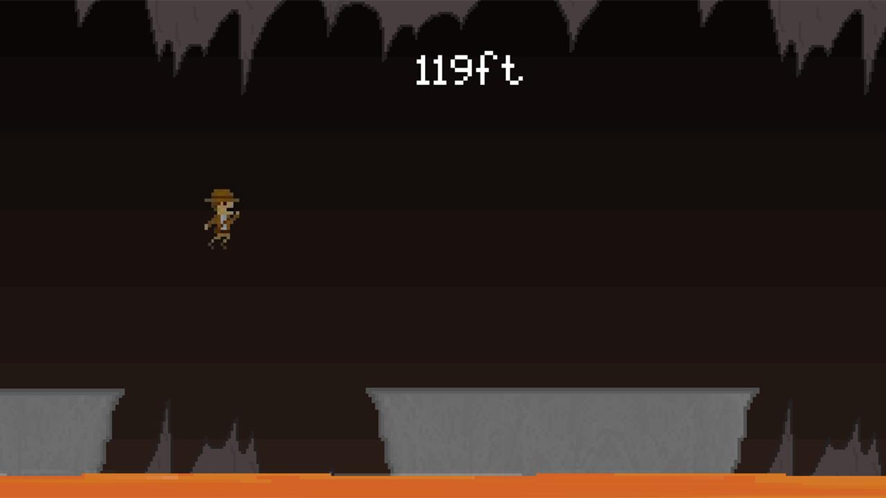 Screenshot of Cave Runner
