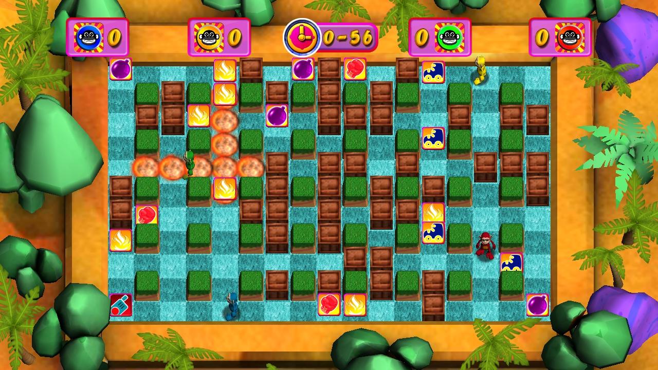 Screenshot of BoomYA!
