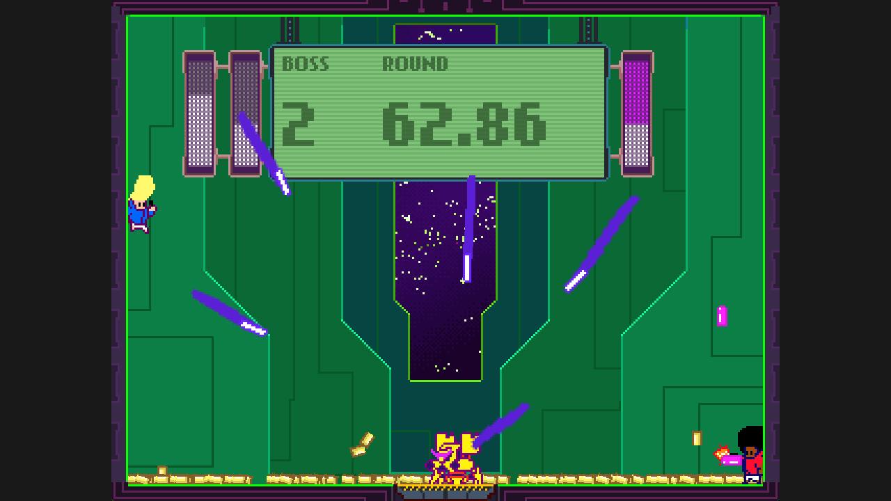 Screenshot of BOSSES FOREVER 2.BRO