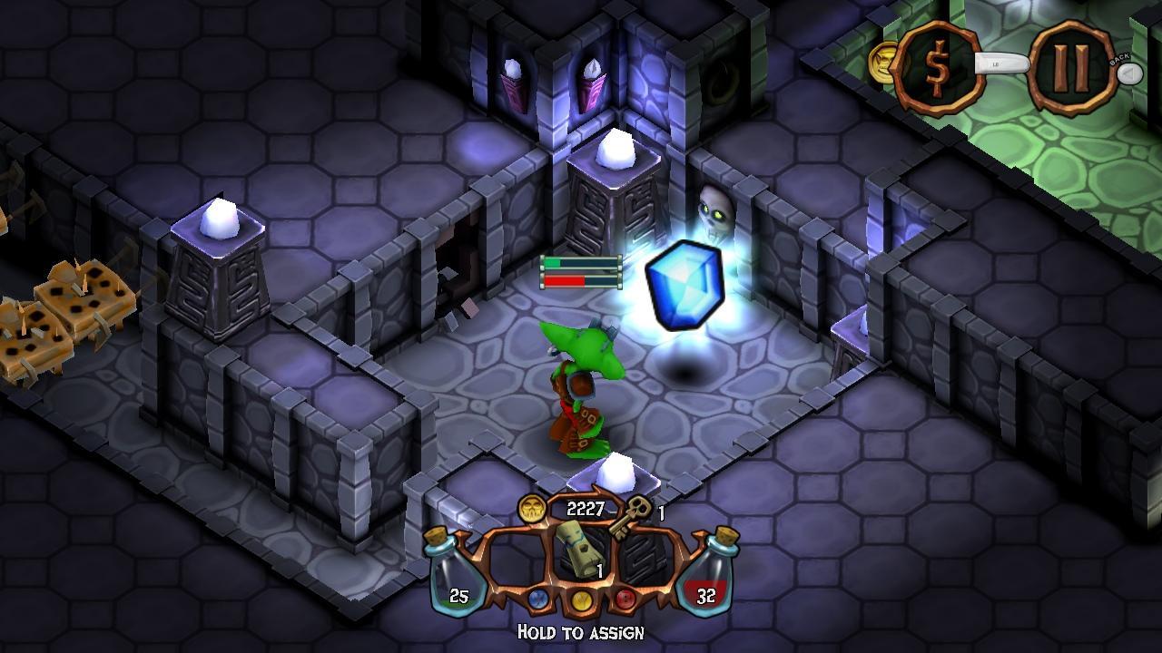 Screenshot of Goblin Quest: Escape!