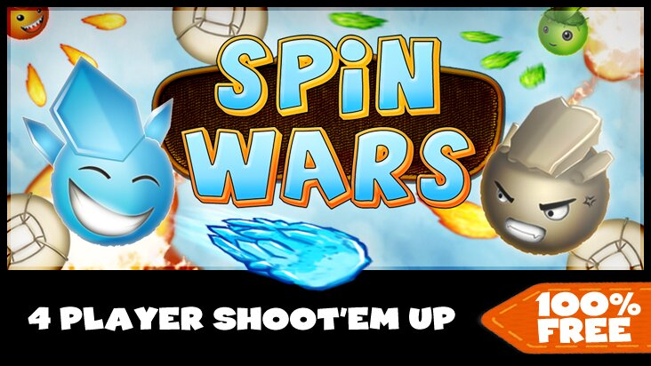 Screenshot of ../game/com.brightsidegames.spinwars.htm