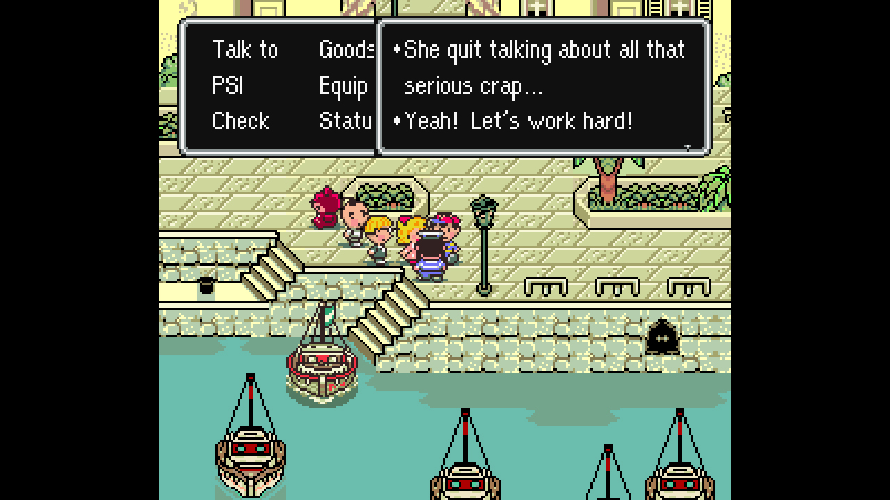 Screenshot of SuperGNES