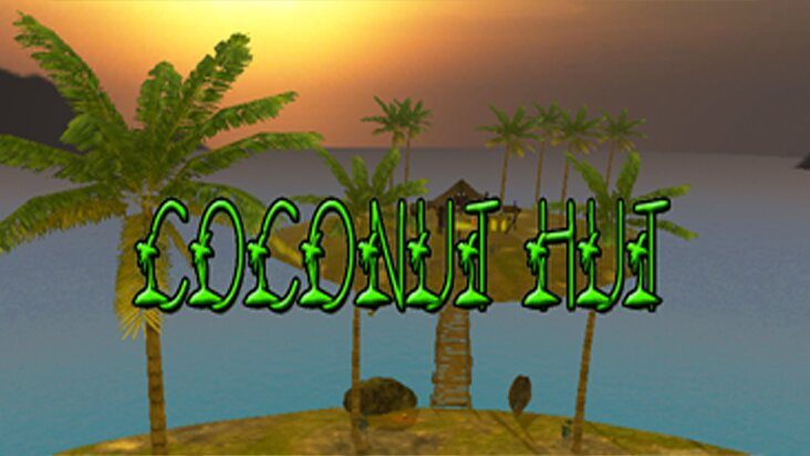 Screenshot of ../game/com.burningthumb.mobile.coconuthut.htm