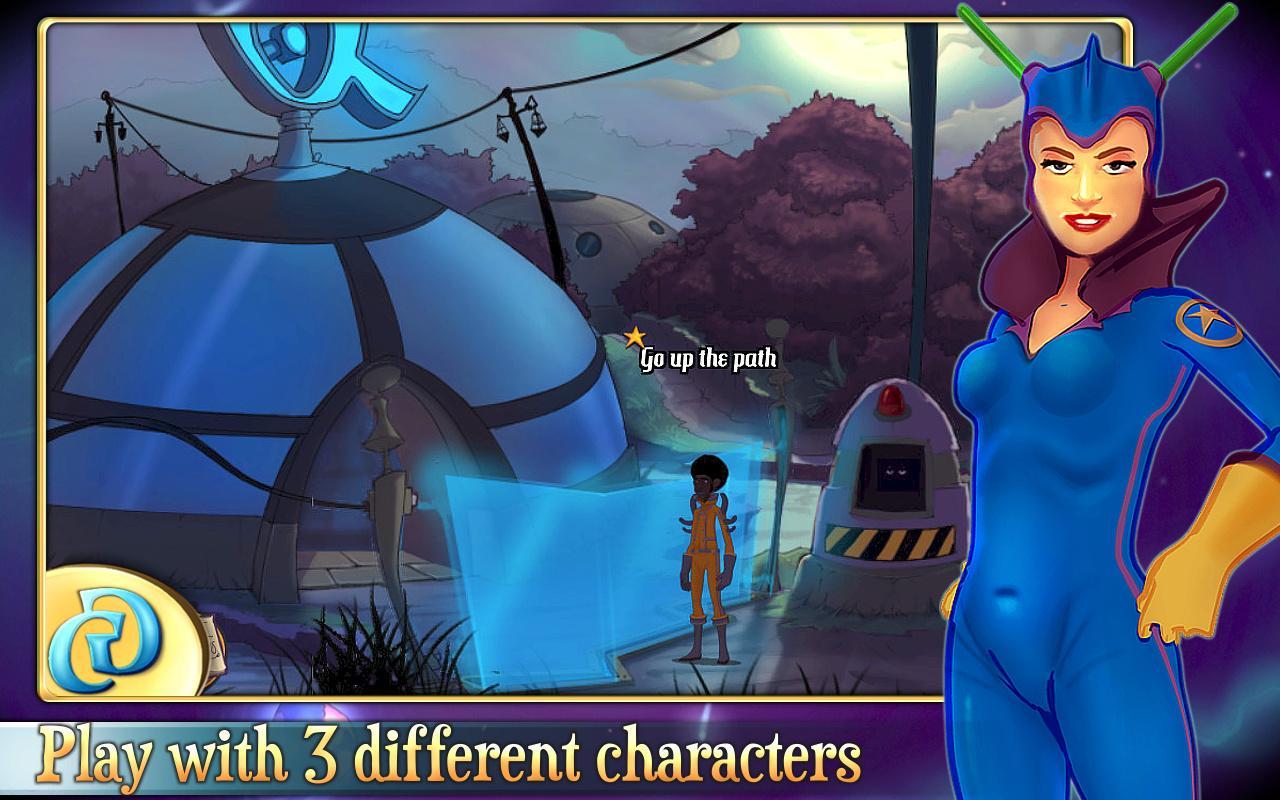 Screenshot of Kaptain Brawe: A Brawe New World
