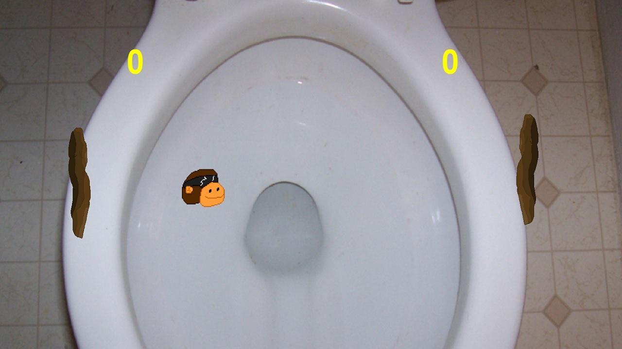 Screenshot of Shady's Poopong: 22nd Anniversary Edition