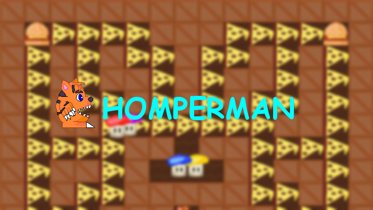 Screenshot of ../game/com.ccsh.chomperman.htm