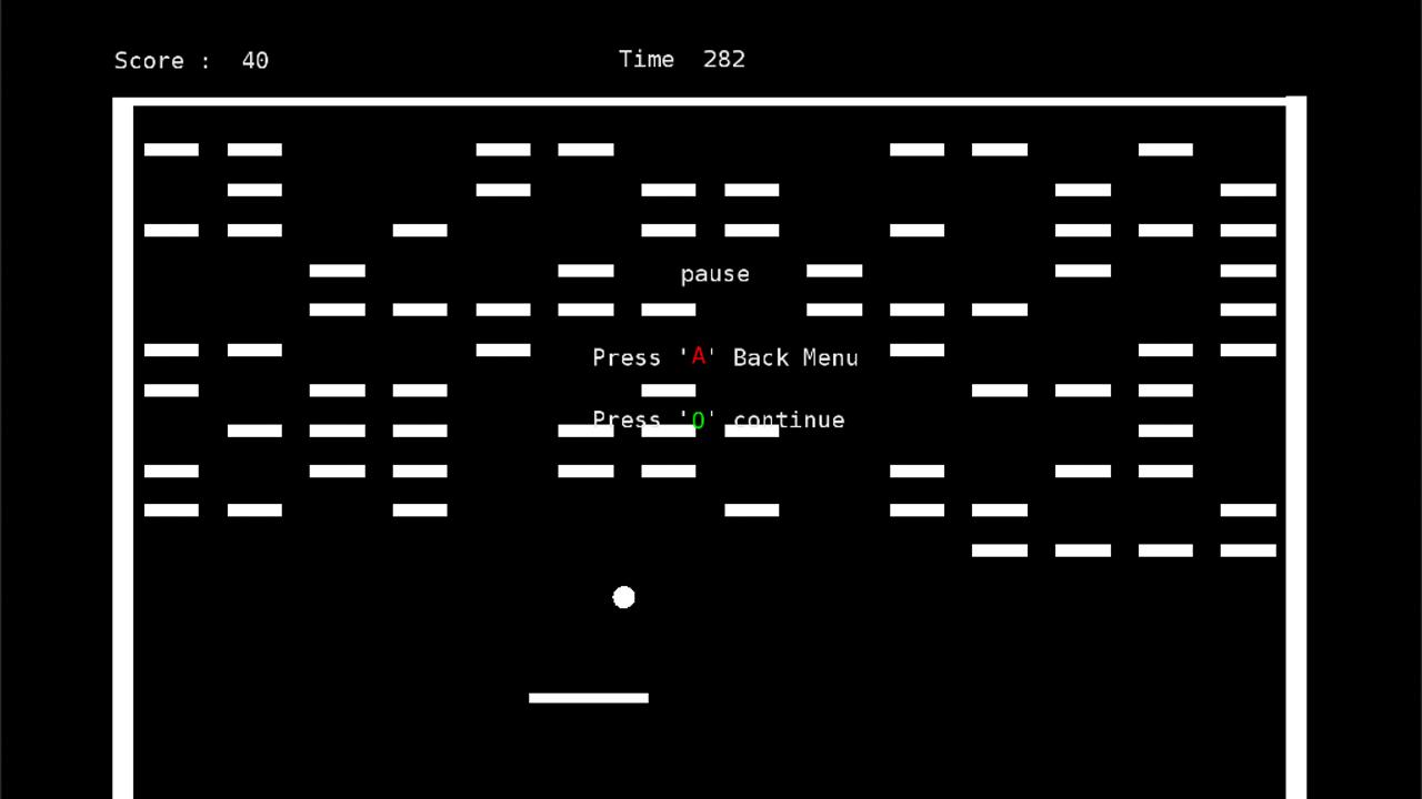 Screenshot of PangBall 70'Year