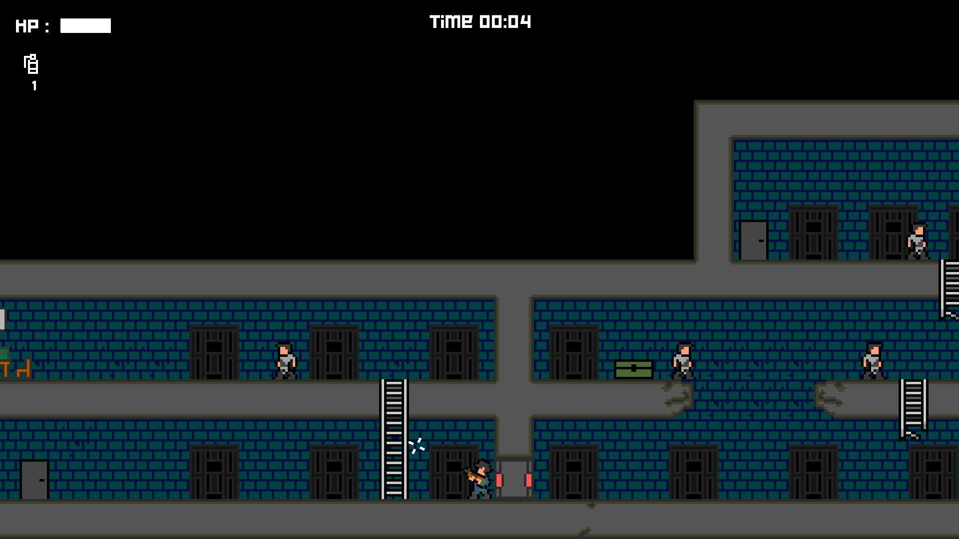 Screenshot of Gulag Unfinished Edition