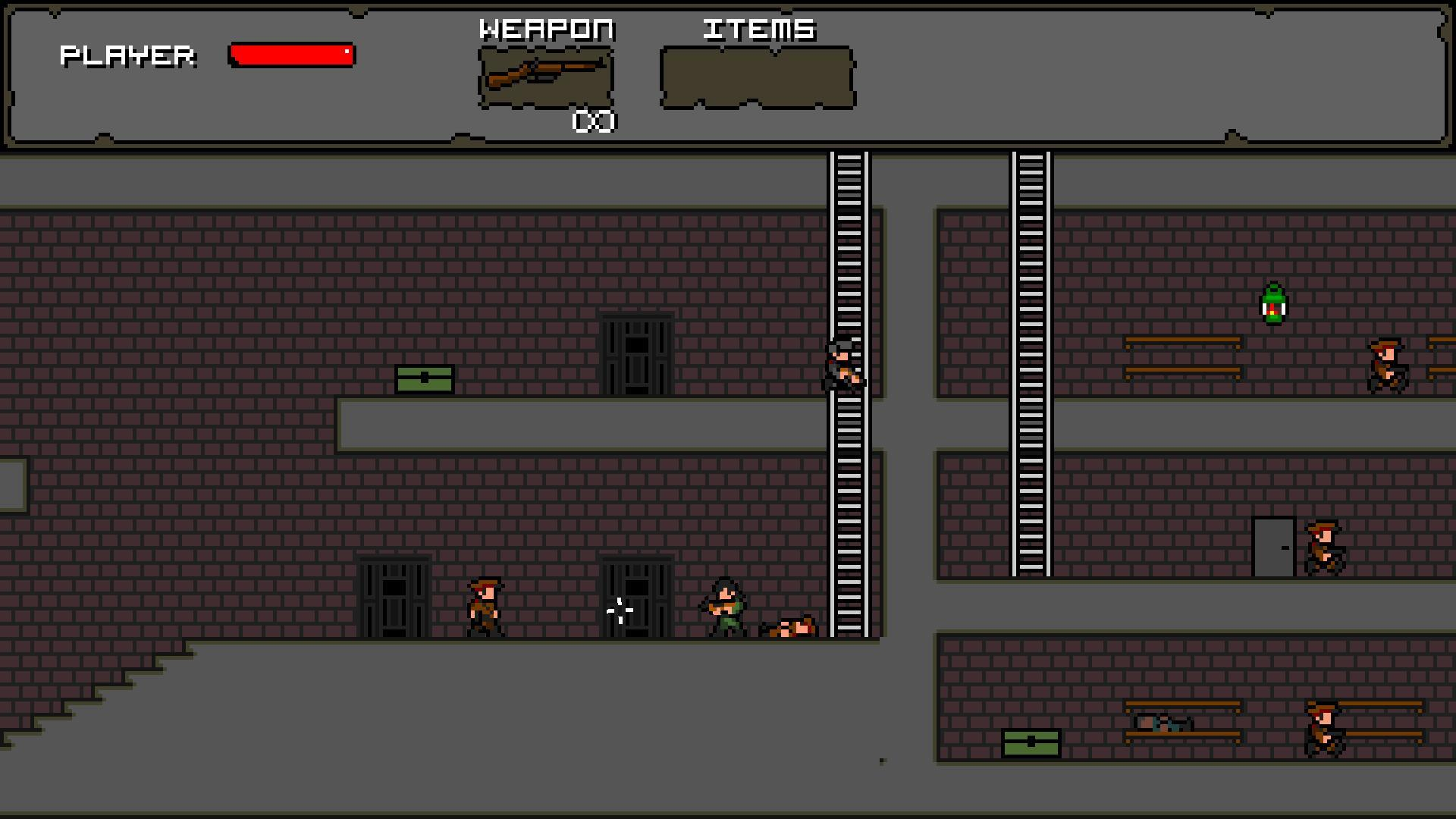 Screenshot of Gulag