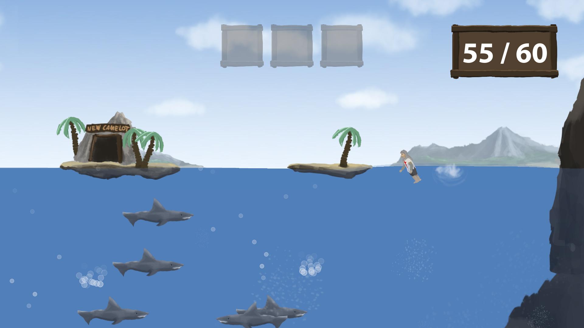 Screenshot of Holy Diver
