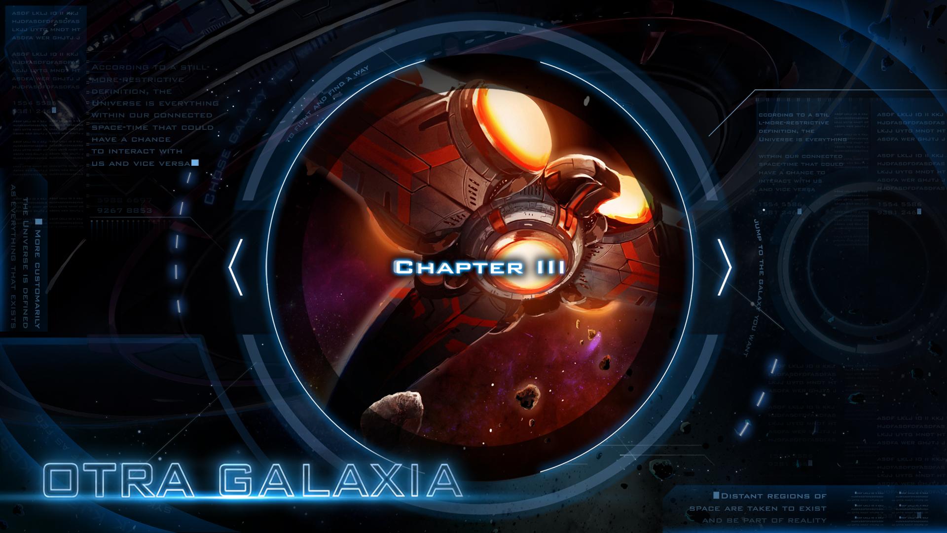 Screenshot of Otra Galaxia