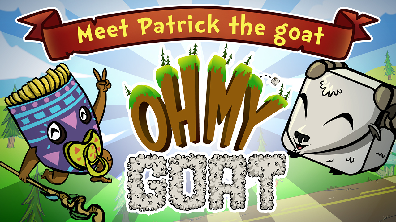 Screenshot of Oh My Goat