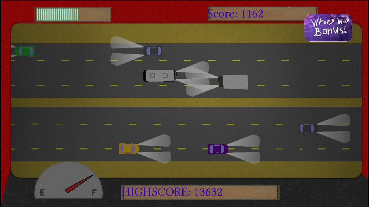 Screenshot of Bus Driver 2d Experience Rush