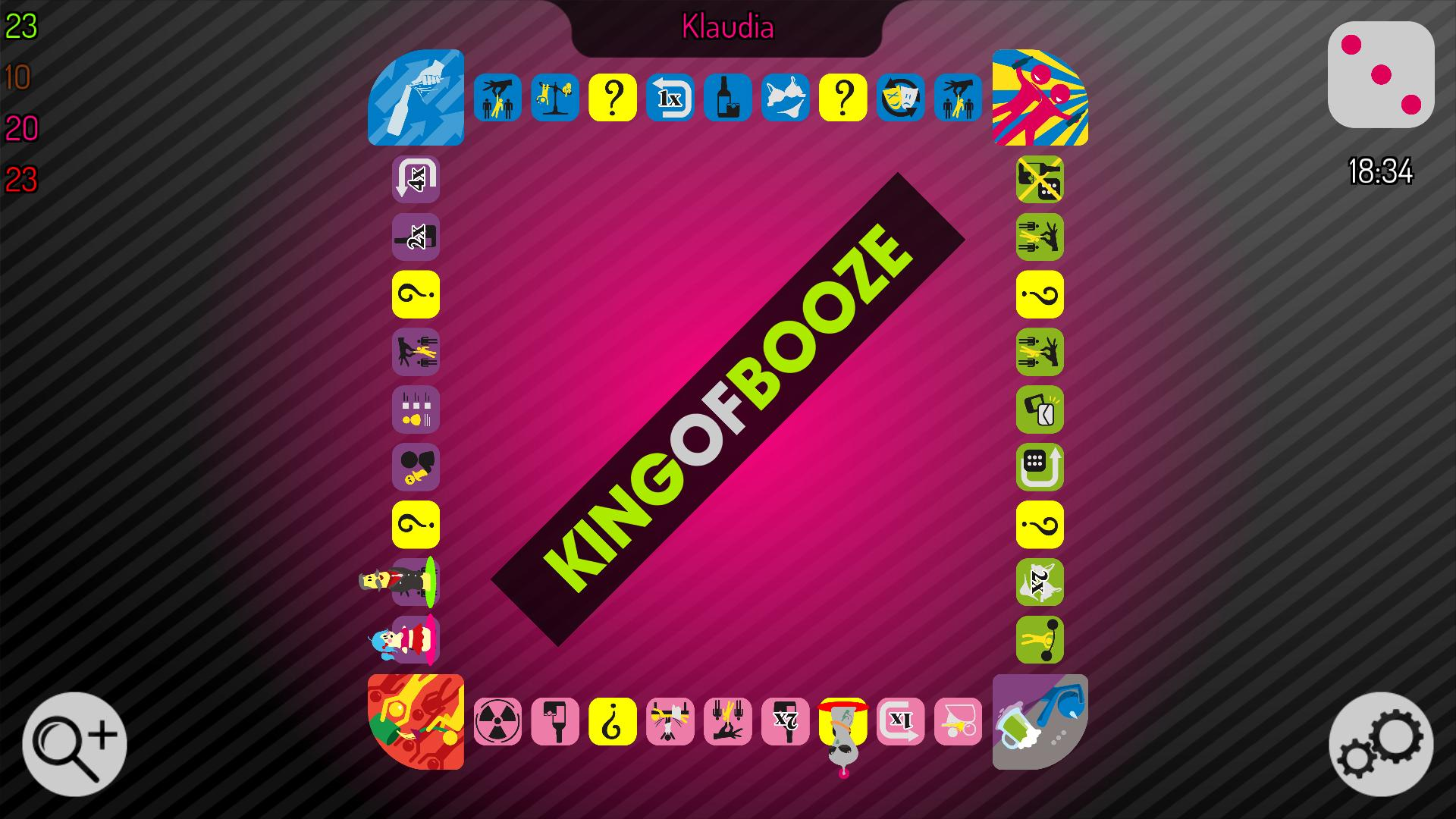 Screenshot of King of Booze - Drinking Game