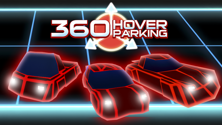 Screenshot of ../game/com.devilishgames.hoverparking.htm
