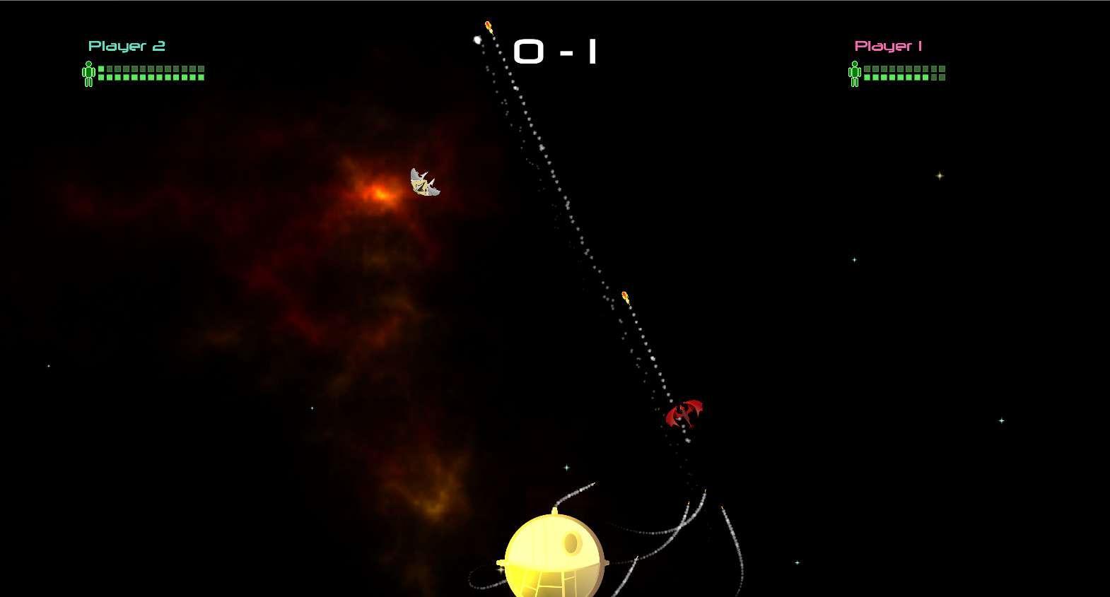 Screenshot of Engage!