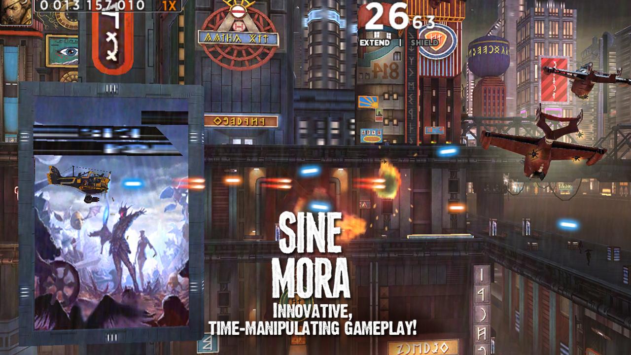 Screenshot of Sine Mora