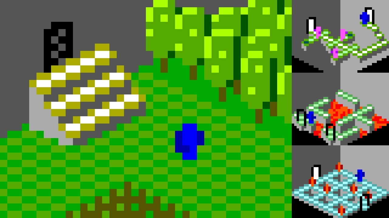 Screenshot of Mini Quests