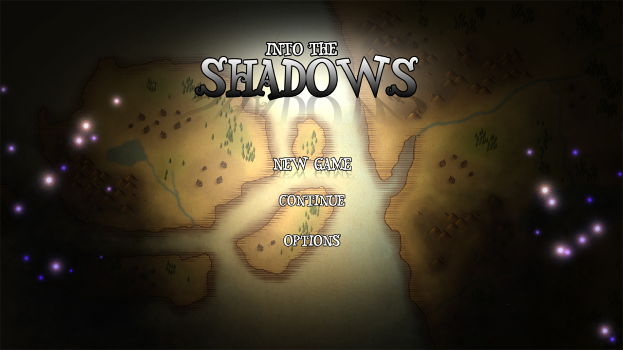 Screenshot of Into the Shadows
