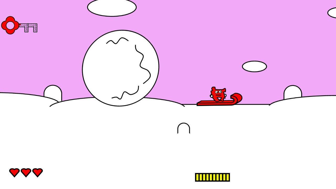 Screenshot of Super Puzzle Guy Adventure