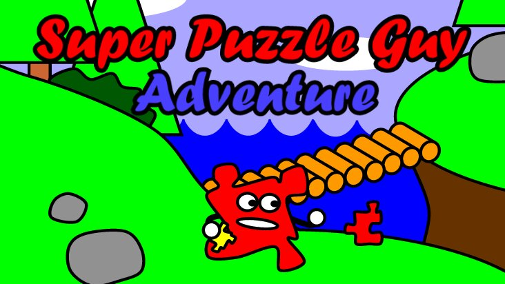 Screenshot of ../game/com.dogpigfish.SuperPuzzleGuyAdventure.htm