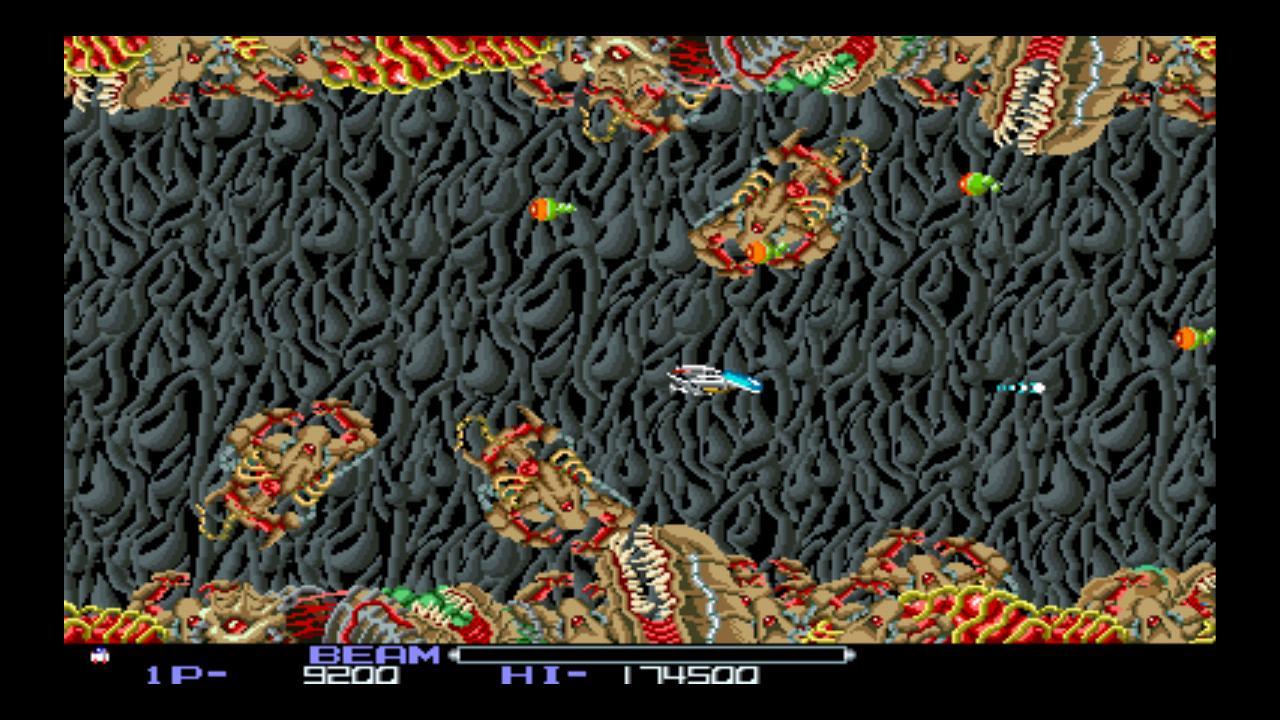 Screenshot of R-Type