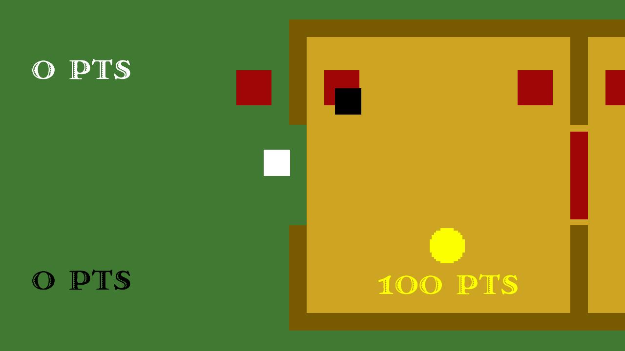 Screenshot of Spanish Gold