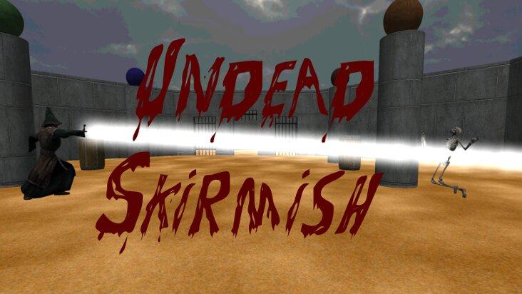 Screenshot of ../game/com.dreamcrushed.UndeadSkirmish.htm