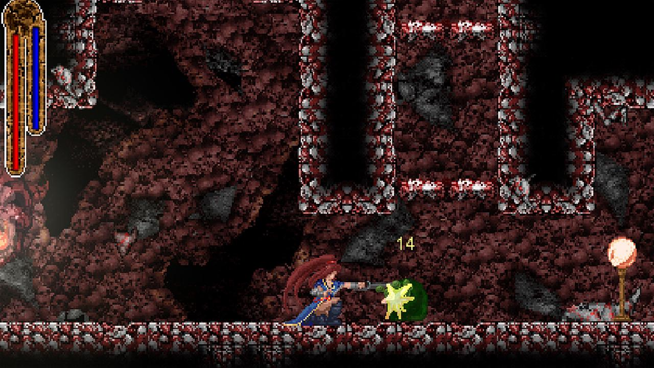 Screenshot of Caos Trigger: Golem