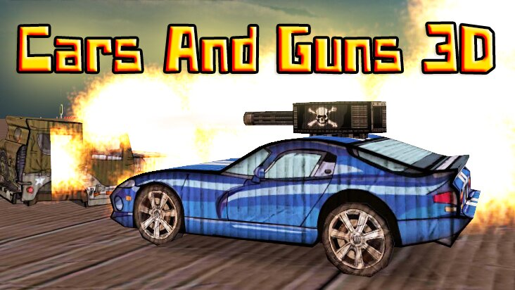 Screenshot of ../game/com.eig.carsandguns.htm