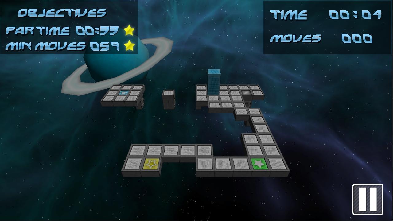 Screenshot of Cubinator