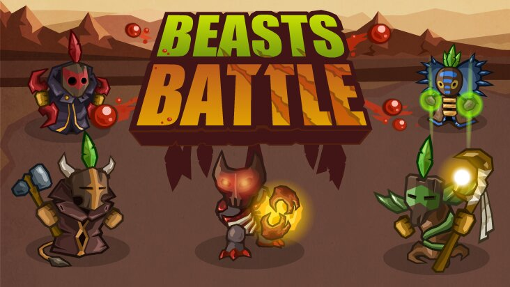 Screenshot of Beasts Battle