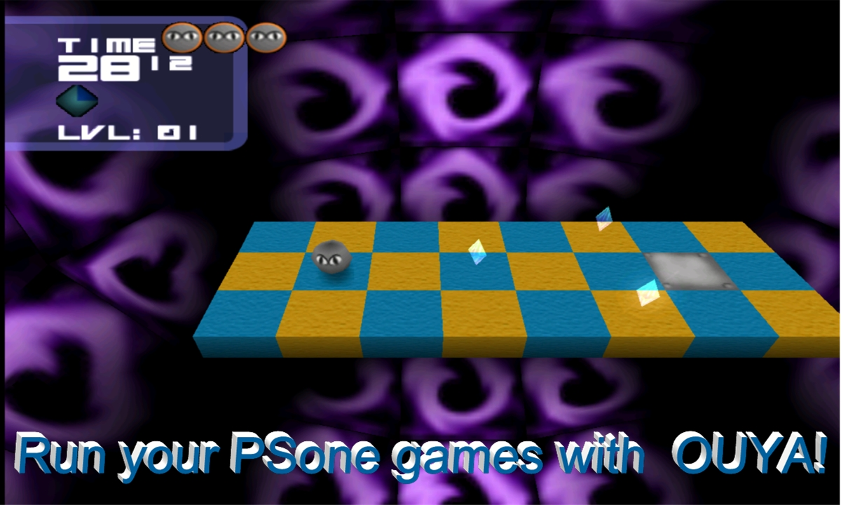 Screenshot of FPse