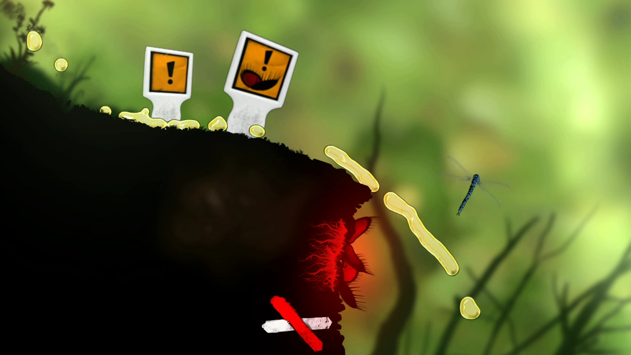 Screenshot of Puddle THD