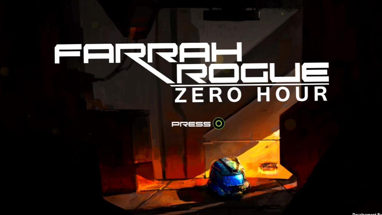 Screenshot of Farrah Rogue - Zero Hour