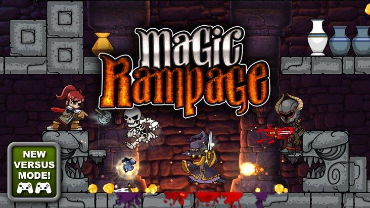 Screenshot of ../game/com.ethanonengine.ouya.magicrampage.htm