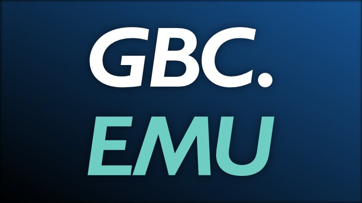 Screenshot of GBC.emu