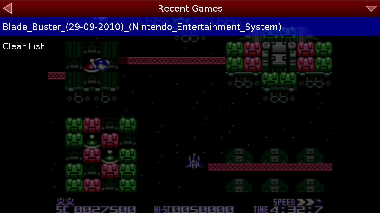 Screenshot of NES.emu