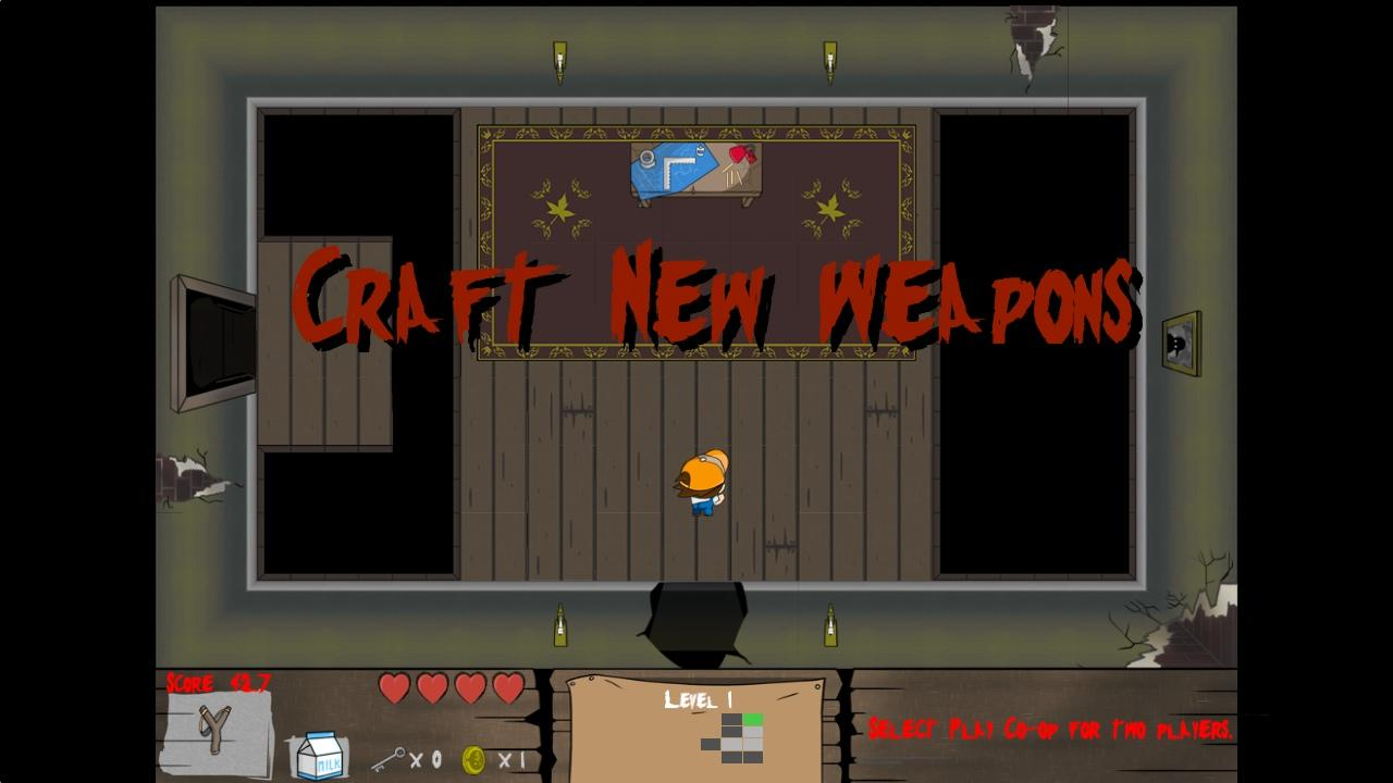 Screenshot of House of the Lost
