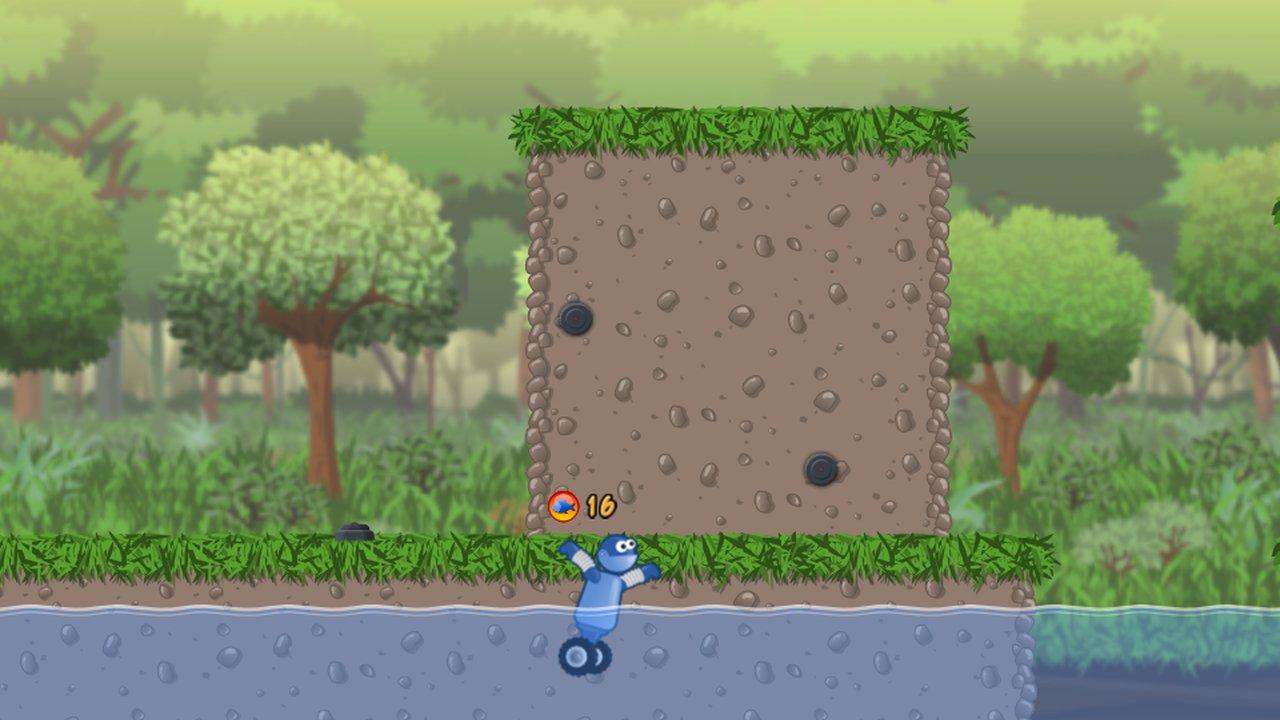 Screenshot of Overdroy