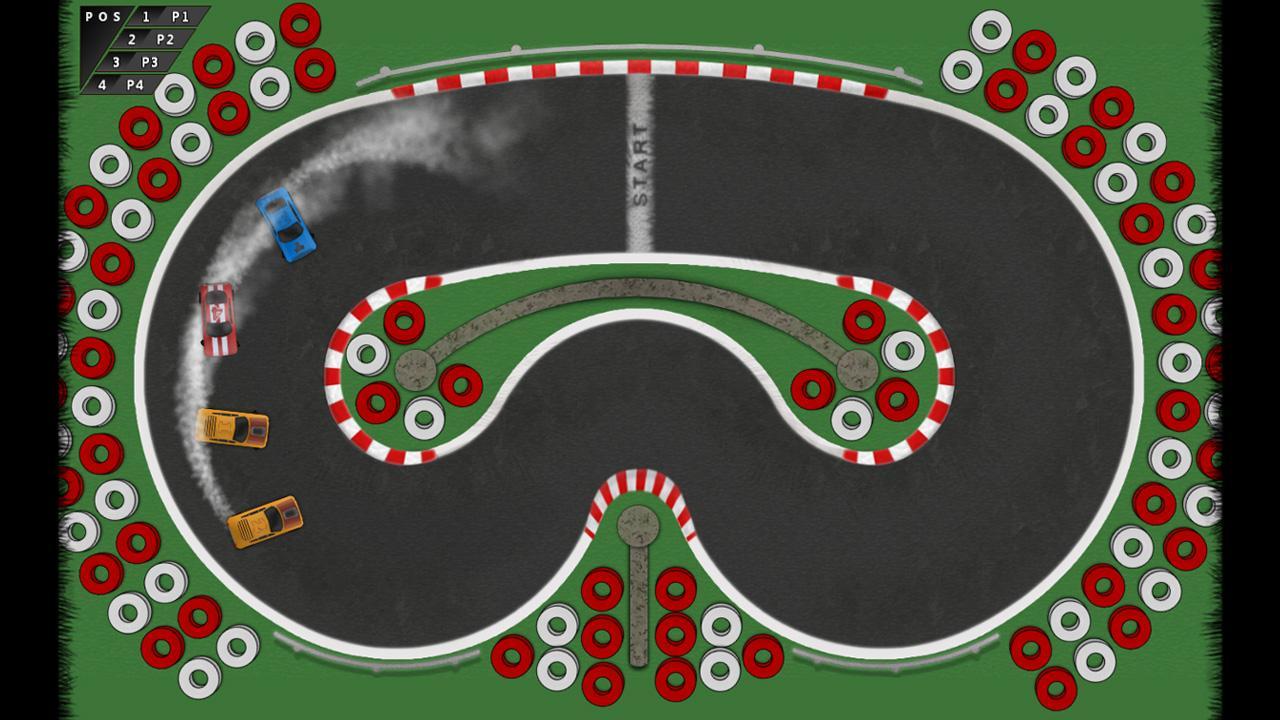 Screenshot of Drift Area