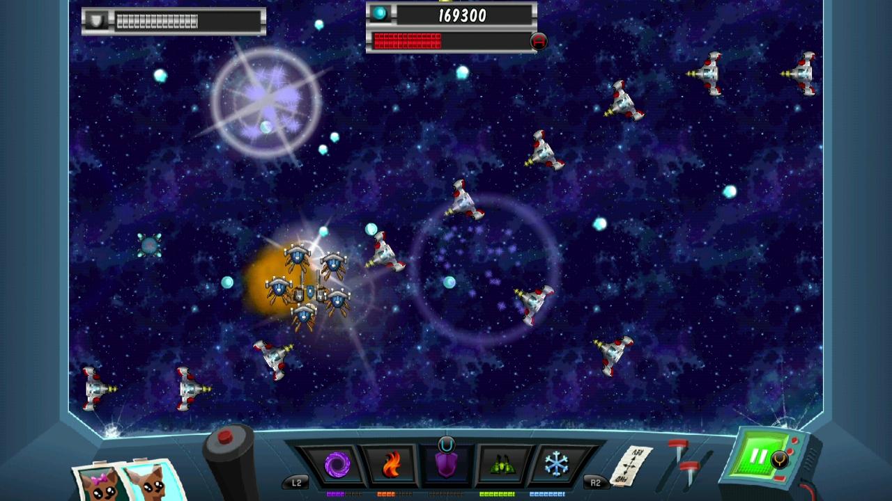 Screenshot of A Space Shooter For 2 Bucks