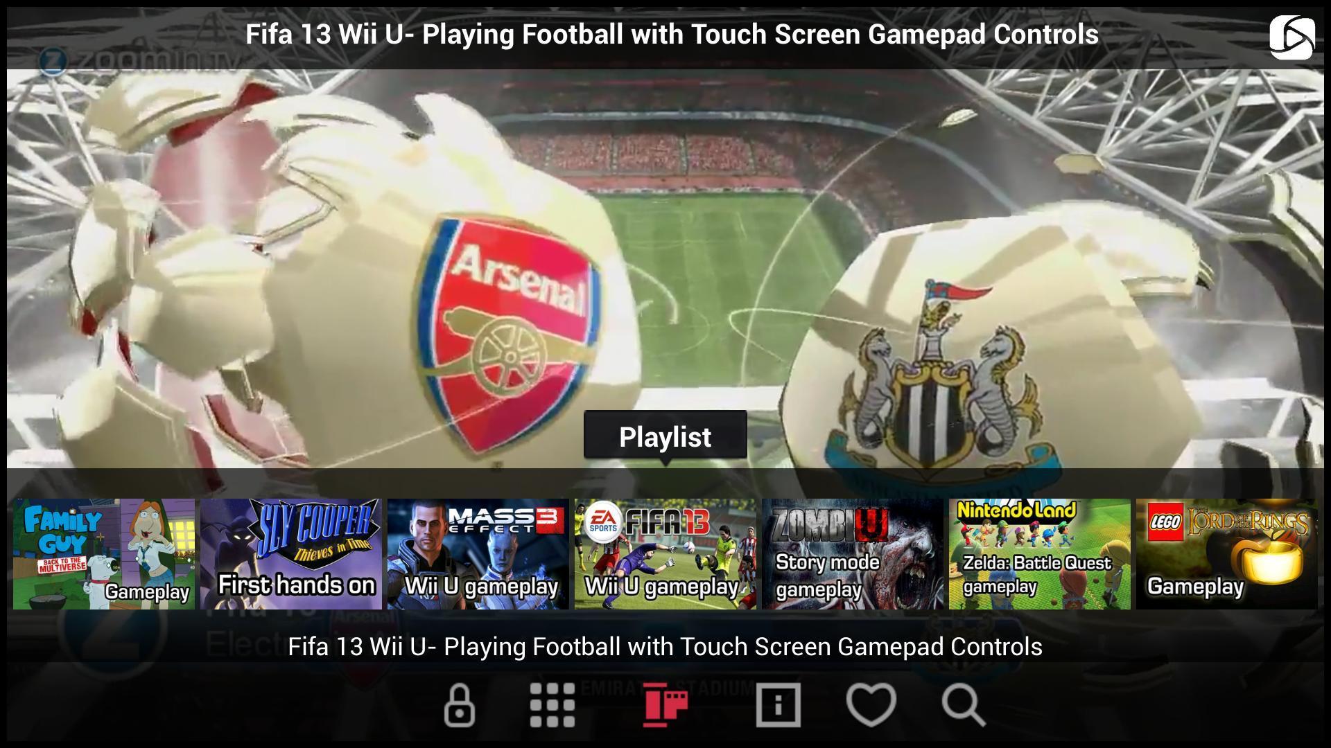 Screenshot of GameSmart.tv