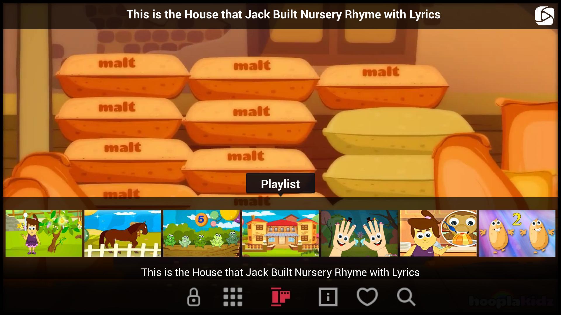 Screenshot of HappyKids.tv