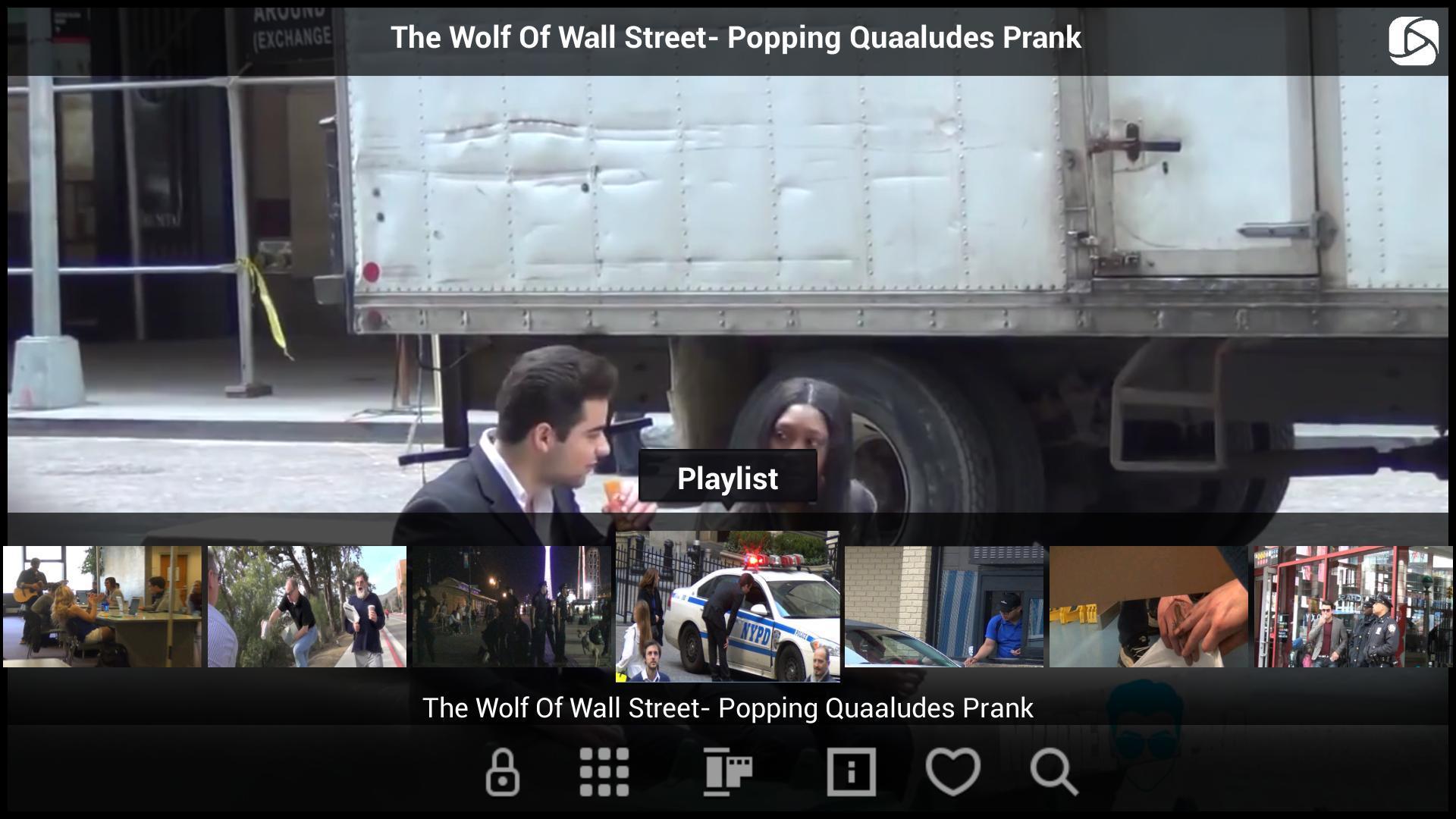 Screenshot of iComedy.tv