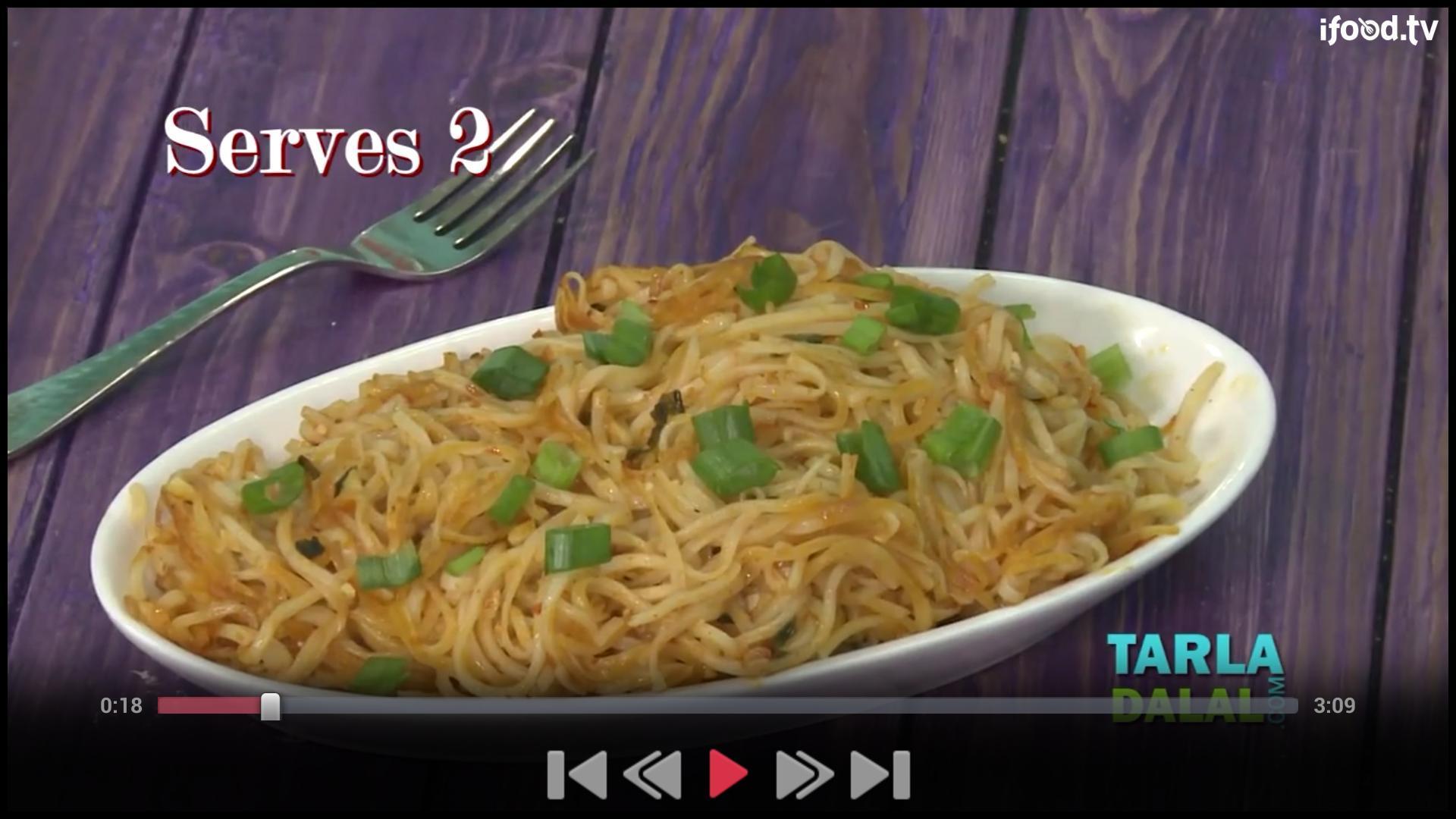 Screenshot of iFood.tv