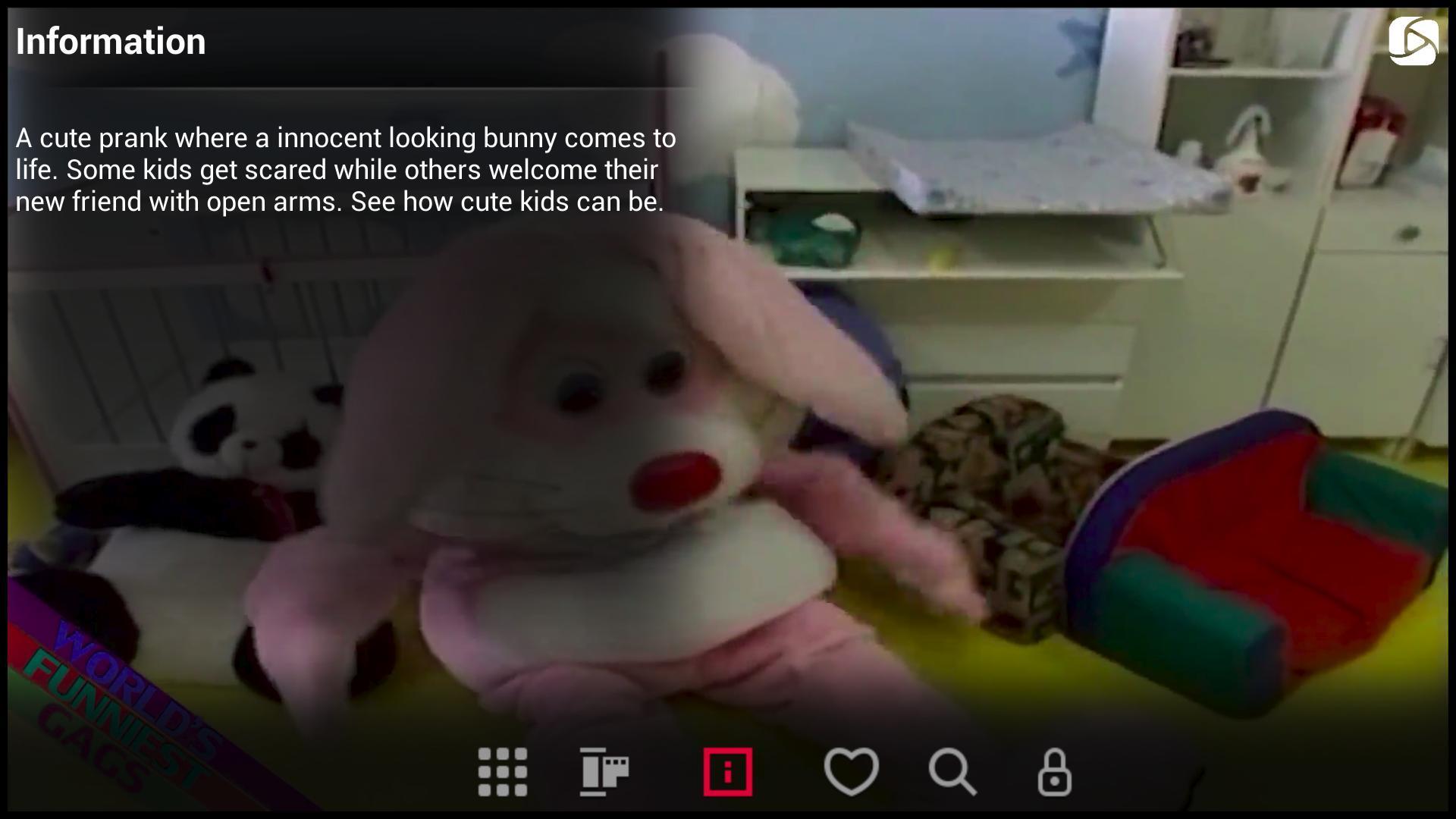 Screenshot of Pranks
