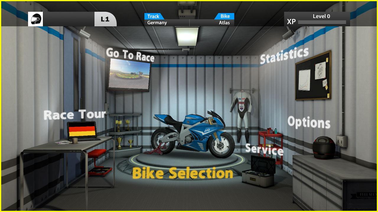 Screenshot of Speed Rush